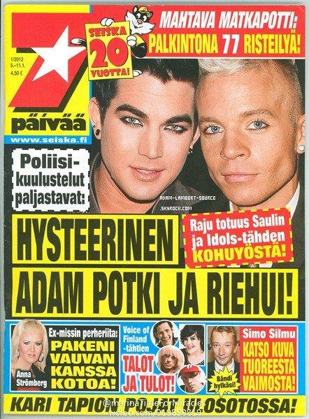#937 Magazine 7. (Finlande)