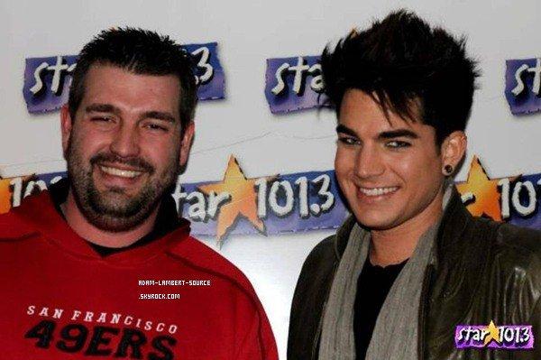 #974 Interview avec Star 101.3 par Jon Manuel (San Francisco). (20.01.12)