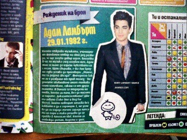 #988 Magazine Bravo (Bulgarie). (25.01.12) + Magazine Bravo (Pologne).