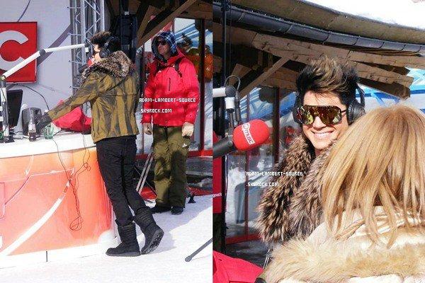 #998 Q-Music Snowcase (Autriche). (29.01.12)