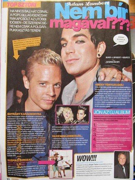 #1016 Magazine Bravo (Hongrie)