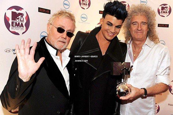 #1019 Adam nouveau chanteur de Queen?