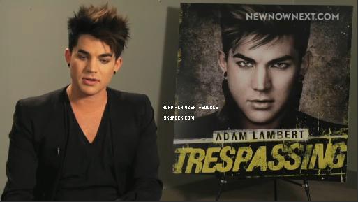 #1086 Adam dans NewNowNext.