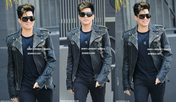 #1130 Adam à Los Angeles. (28.02.12)