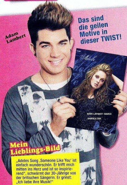 #1141 Magazine Twist (Allemagne).