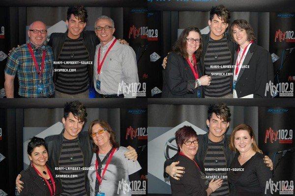 #1143 Meet & Greet au Mazda Music Lounge. (05.03.12)