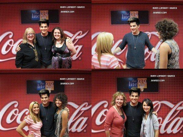 #1173 Meet & Greet au Coca Cola Lounge. (16.03.12)