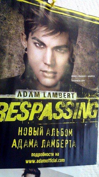 #1187 Affiche de Trespassing en Russie.