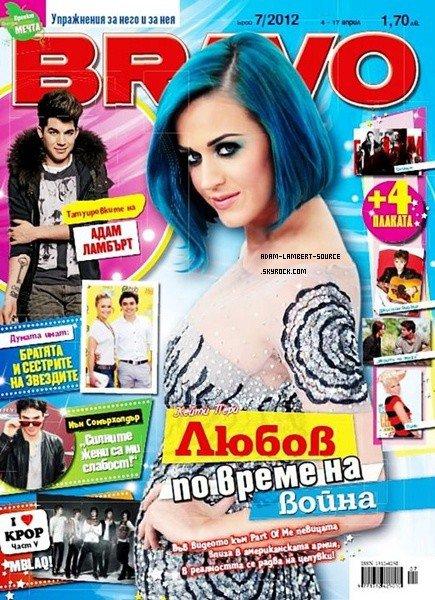#1203 Magazine Bravo (Bulgarie). (04.04.12)