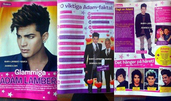 #1214 Magazine Julia (Suède)