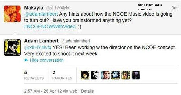 #1266 Adam tournera le vidéo de NCOE la semaine prochaine!