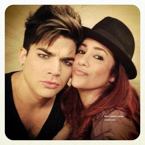 #1272 Adam et Scarlett Cherry: Werkkk! Mon ami a tué sur Kimmel!