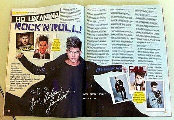 #1287 Magazine Big (Italie)