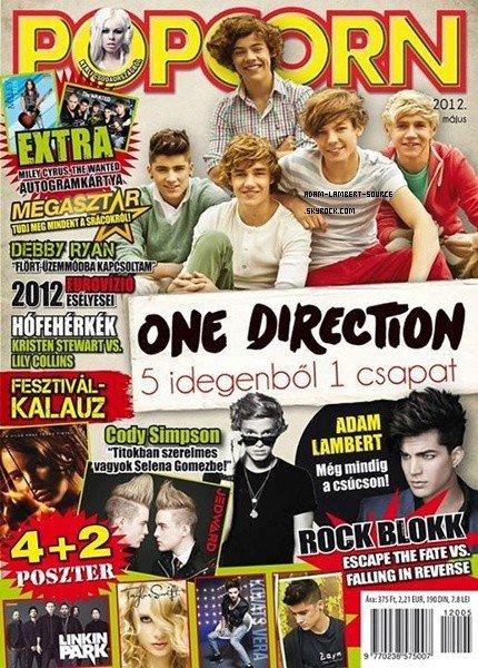 #1288 Magazine EW + People Magazine + Magazine Popcorn