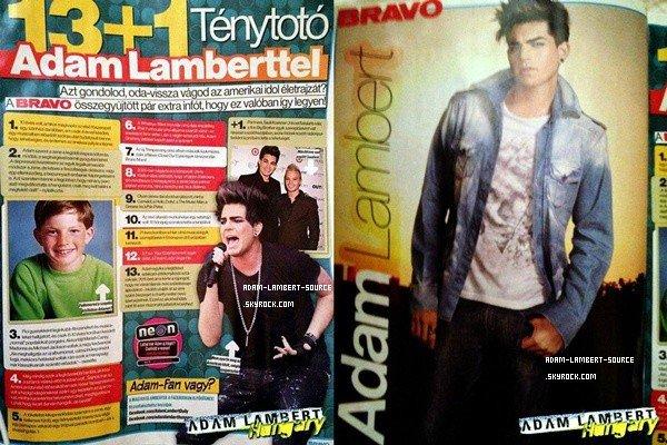 #1374 Magazine Bravo (Hongrie). (Juin 2012)