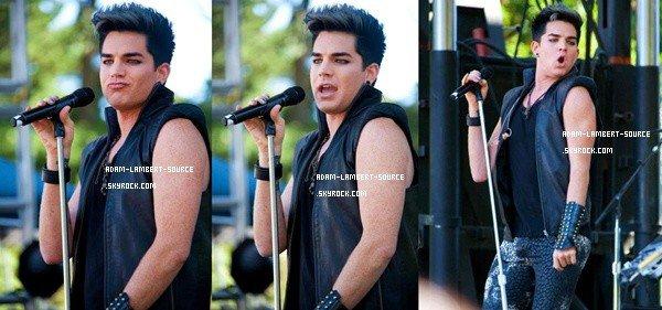#1406 Quelques photos de son concert au Alice Radio's Summerthing 2012, à San Francisco. (24.06.12)