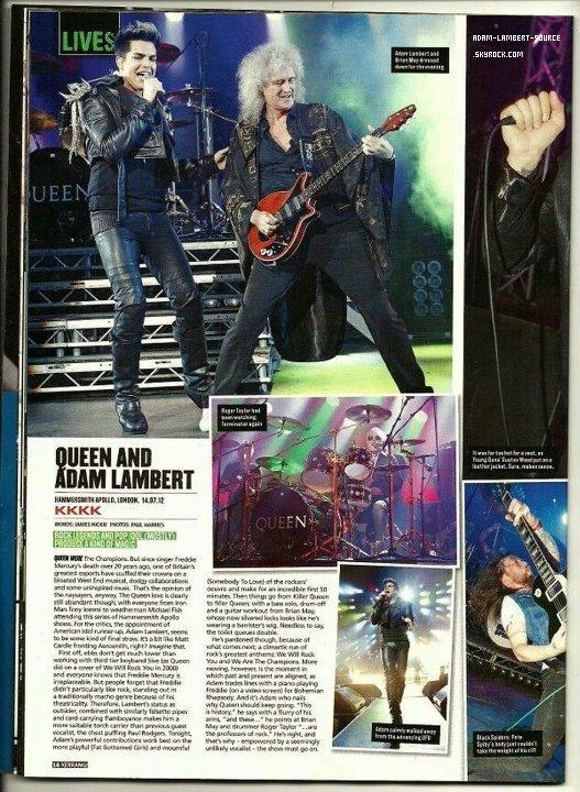 #1447 Magazine Kerrang (Royaume-Uni)