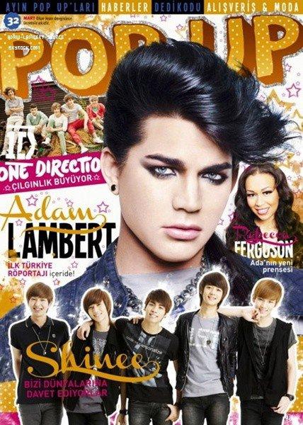 #1456 Magazine Pop Up, n° 32 (Turquie)