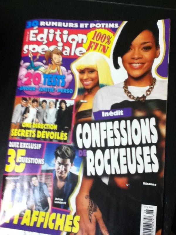 #1484 Magazine Star Système (Montréal) (Juillet 2012)