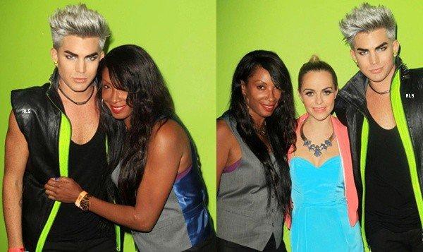 #1496 Quelques photos d'Adam au MATINEE Gay Circuit Party. (01.09.12)