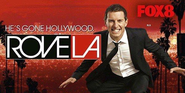 #1504 Adam participera à la première de Rove LA, saison 2 le 30 septembre prochain!