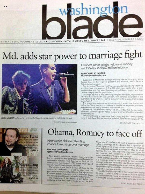 #1513 (JOURNAL) Washington Blade
