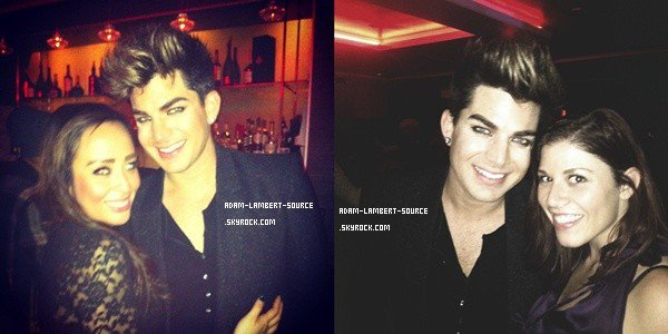 #1587 Adam était au Rasputin: Russian Love Machine Club, à West Hollywood. (22.12.12)