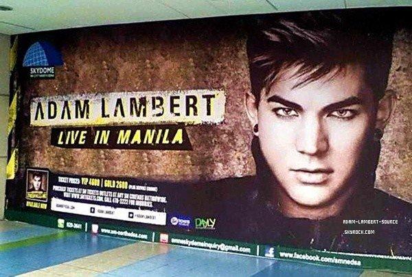 #1609 2 affiches publicitaires pour les prochains concerts.