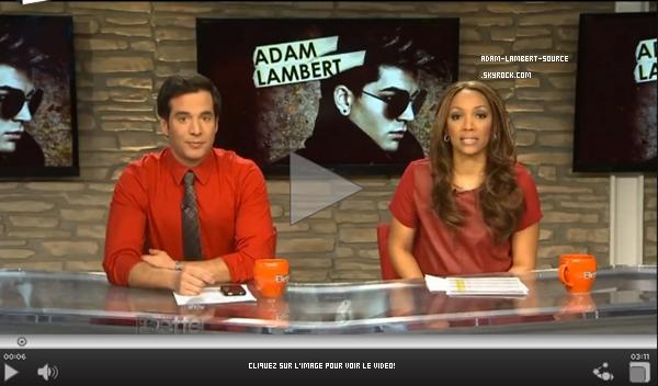 #1638 Adam avec un concurrent d'American Idol, Paul Jolley.