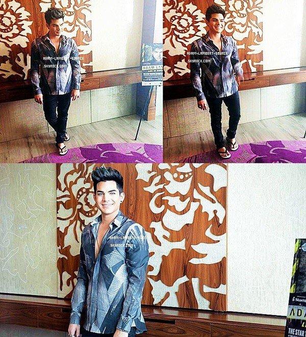 #1664 Photoshoot + conférence de presse - Hotel W, Singapour. (07.03.13)