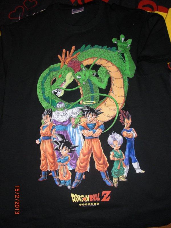 T-Shirt DBZ
