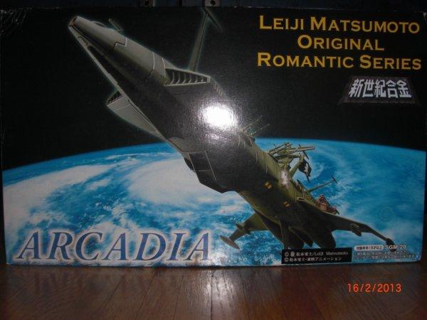 Arcadia 9ème