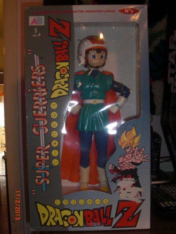 Dragon Ball Z, Figurine de 35 cm chez AB, 1989