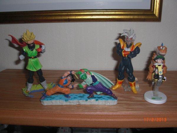 Dragon Ball et DBZ