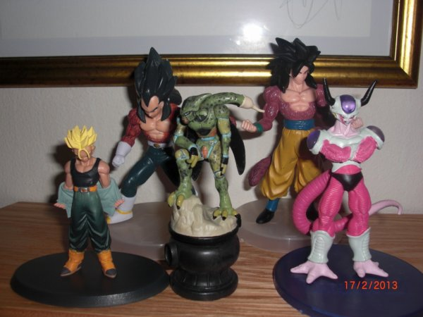 Dragon Ball Z et GT