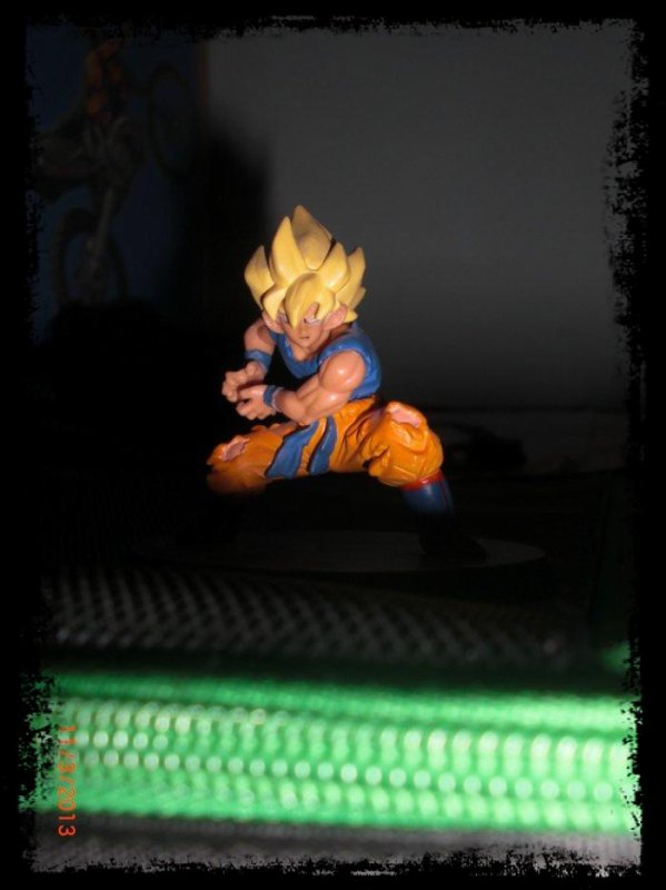 DBZ, Son goku super guerrier