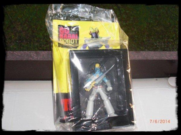 Takeru - Go Nagai - Livet avec figurine, No 17
