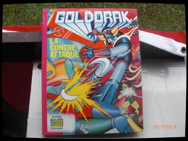 BD, Goldorak, la contre-attaque