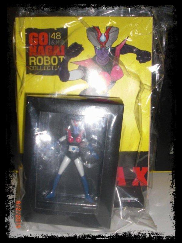 Minerva X - Mazinger Z - Go Nagai - Livet avec figurine, No 48
