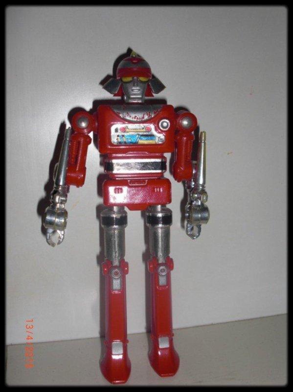 Ulysse 31 - Robot-Pompier - Popy France