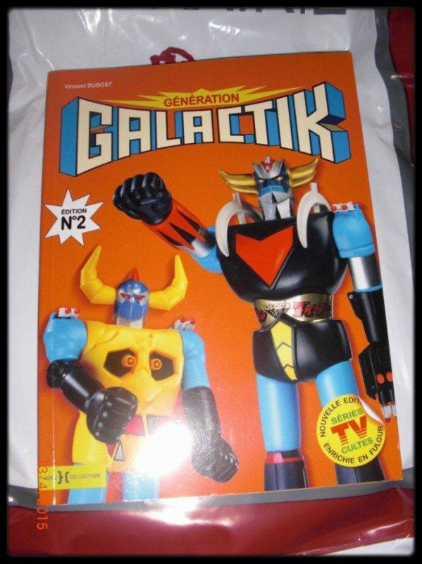 Génération Galactik, volume 2