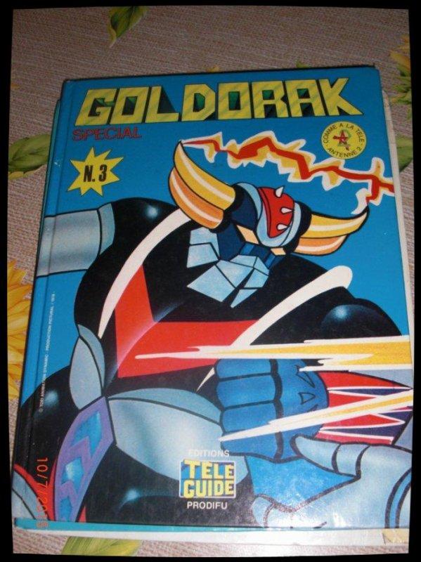 BD, Goldorak, Spécial No 3