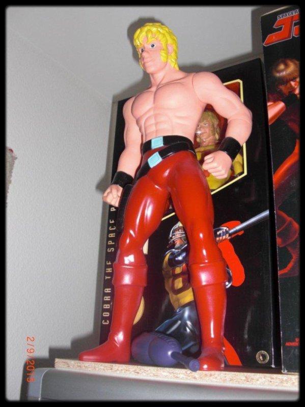 Figurine Cobra 40 Cm