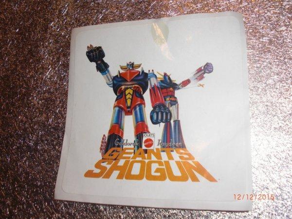 Autocollant - Shogun