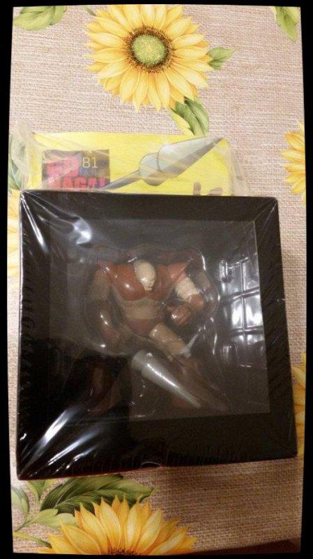 Ragan - Jeeg - Go Nagai - Livet avec figurine, No 81