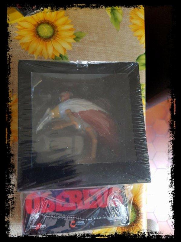Obereus - Great Mazinger - Go Nagai - Livet avec figurine, No 87