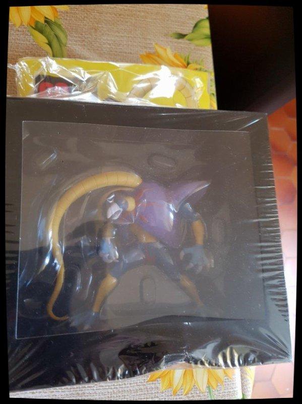 Bani Bani - Goldorak - Go Nagai - Livet avec figurine, No 93