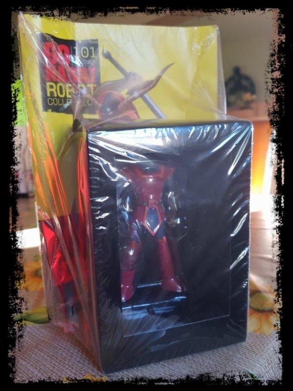 Kingdan X10 - Mazinger Z - Go Nagai - Livet avec figurine, No 101