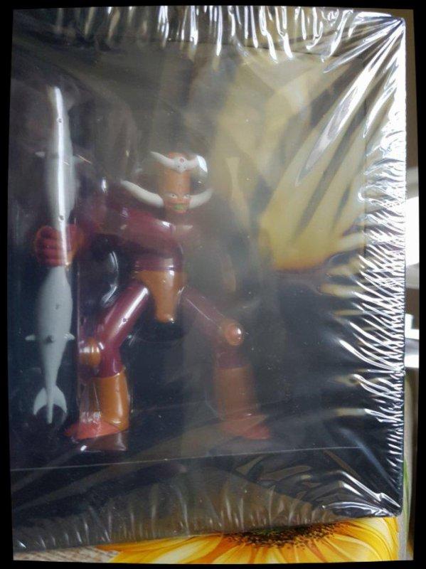 Udaru - Jeeg - Go Nagai - Livet avec figurine, No 105
