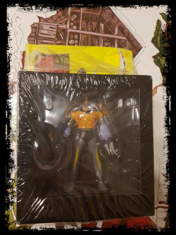 Alecteus - Great Mazinger - Go Nagai - Livet avec figurine, No 118